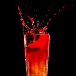 MAX STACKABLE BEER/JUICE GLASS