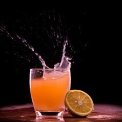 AMANTEA WATER/JUICE GLASS